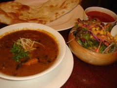 インド料理で暑気払いヽ(^o^)丿